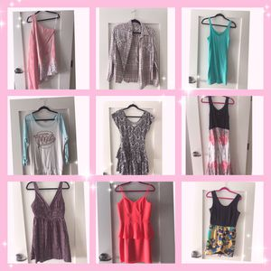 Shop my closet - brands including Anthropologie, club Monaco, aritzia and more! for Sale in San Francisco, CA