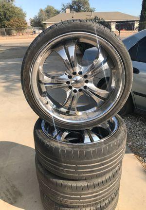 Tire and rims for Sale in Hesperia, CA