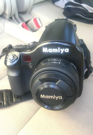 Mamiya 645AFD. Hardly used. Case included. for Sale in Kingston, NY