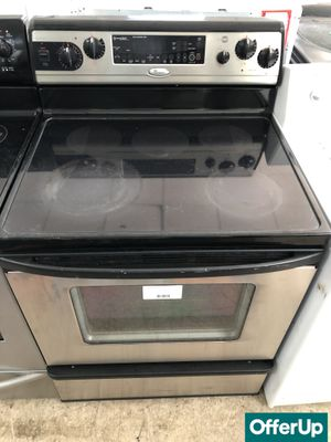 🚀🚀🚀5 Burner Electric Stove Oven Whirlpool Same-Day Delivery #797🚀🚀🚀 for Sale in Sanford, FL