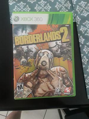 Borderlands 2 xbox 360 for Sale in Miami, FL