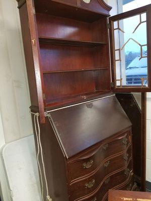 Open up desk cabinet for Sale in Millsboro, DE