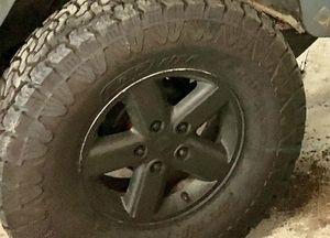 Jeep Wrangler LT285/75R16 Tires for Sale in Oakland Park, FL
