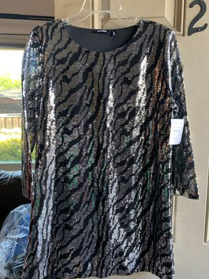 Sequin black dress from Nordstrom medium for Sale in Sunnyvale, CA