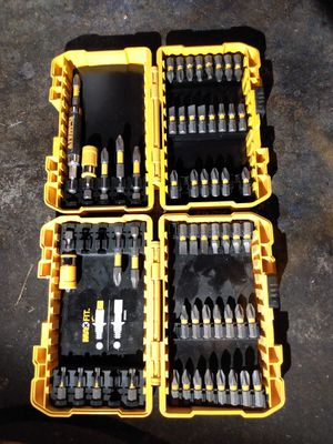 DeWalt Drill Bits for Sale in Bell, CA