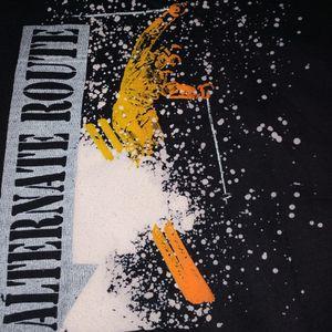 Vintage 90s Ski Sweatshirt for Sale in Newport News, VA