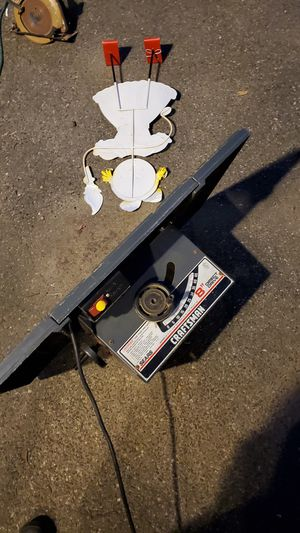 Craftsman table saw for Sale in Milford, CT
