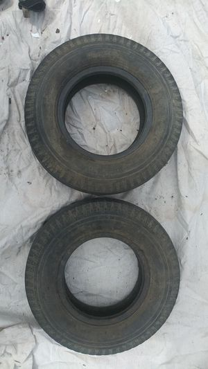 Trailer Duro tires for Sale in Akron, OH