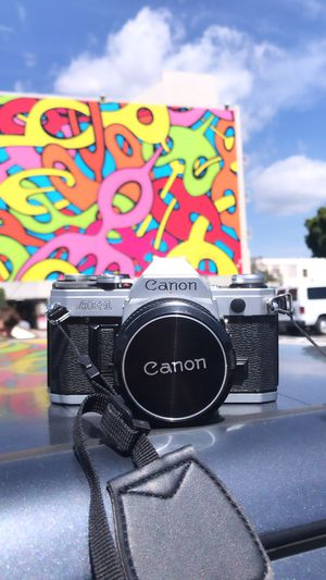Canon AE-1 35mm for Sale in Goleta, CA