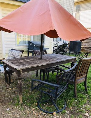 Outdoor furniture for Sale in Leander, TX