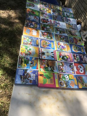 40 kids movies for Sale in Pasadena, TX