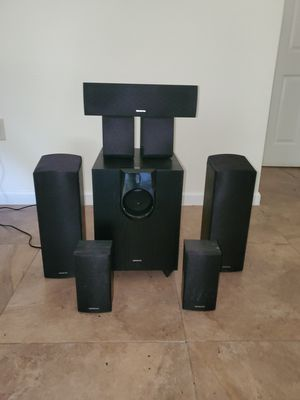 Onkyo home theater system for Sale in Ellenwood, GA