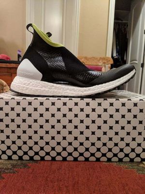 BRAND NEW WOMENS ADIDAS ULTRABOOST X ALL-TERRAIN ⚫ STELLA MCCARTNEY EDITION ➡️ SIZES-7.5 & 8 w/RECEIPT FOR AUTHENTICATION for Sale in Sacramento, CA