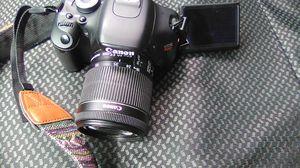 Canon t31 dslr camera for Sale in Riverview, FL