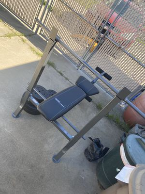Weight bench for Sale in Stockton, CA