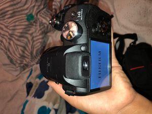 Fuji film camera & bag for Sale in Florissant, MO