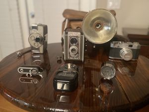 Vintage video recorder and camera for Sale in Riverside, CA