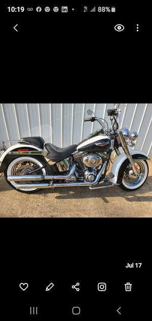 2007 Softtail Deluxe Harley for Sale in Piedmont, SC
