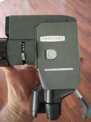 Canon Reflex Zoom 8-2 Movie Camera 8mm @1961 for Sale in Chino, CA