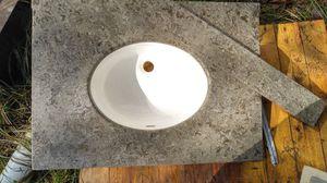 Solid surface vanity top for Sale in Vidalia, GA