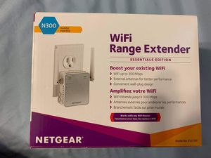 Wi-Fi range extender. Netgear for Sale in Las Vegas, NV