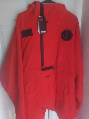 Nike Air Force 1 Thermore 1/2 Zip Jacket for Sale in Henderson, NV