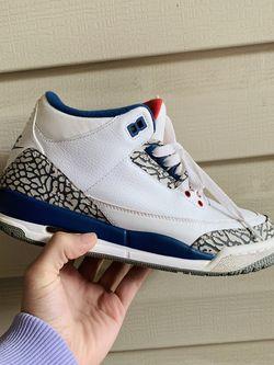 Jordan 3 True blue for Sale in Westerville,  OH