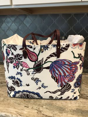 NWT large Tory Burch tote bag for Sale in Lutz, FL