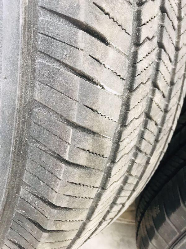 255/70/18 Michelin Lts m/s2