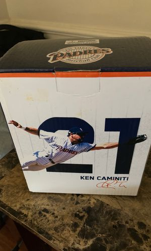Padres Ken Caminiti Collectible Statue for Sale in San Diego, CA