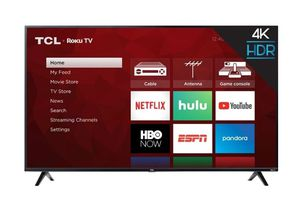 "TCL 65"" TV. Smart TV. 4K. Brand new in the box. for Sale in Miami, FL"