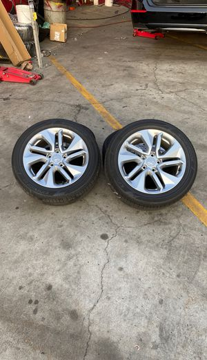 "17"" HONDA ACCORD TAKE OFFS WHEEL AND TIRES 5x4.5 for Sale in Bell, CA"