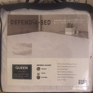 Brand New Queen Mattress Protector for Sale in Jessup, MD
