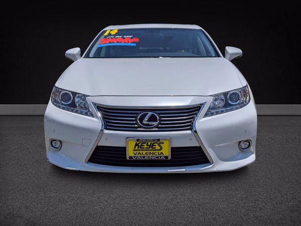 2014 Lexus ES w/Navigation