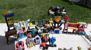 Kids toys imaginext, avengers, baby toys, transformers for Sale in Denver, CO