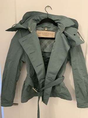 Burberry Lightweight Utility Jacket US size 8 for Sale in Atlanta, GA