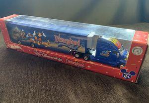 2008 hot wheels Walt Disney world Disneyland semi truck and trailer for Sale in Los Angeles, CA