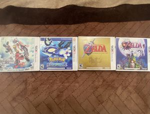 3DS games for Sale in San Diego, CA