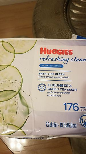 Huggies wipes for Sale in ROWLAND HGHTS, CA