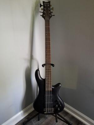 Schecter Studio-8 Black Bass Guitar for Sale in Washington, DC