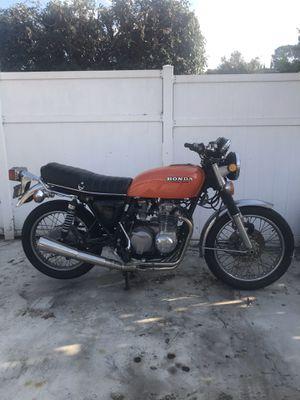 1976 Honda cb550f for Sale in Monterey Park, CA