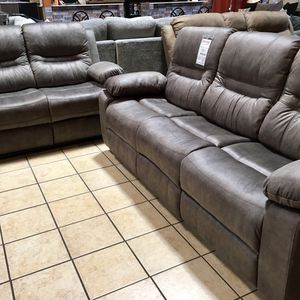 Sofa And Loveseat Recliners - ONLY $969 for Sale in La Palma, CA