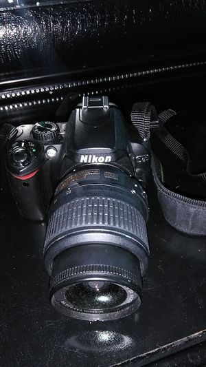 Nikon Digital Camera for Sale in Laveen Village, AZ