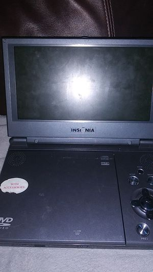 Unsionia portable DVD player for Sale in Phoenix, AZ