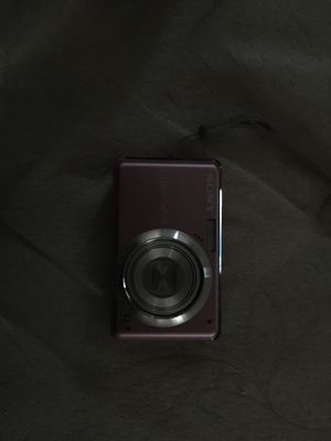 Sony camera for Sale in Petersburg, VA