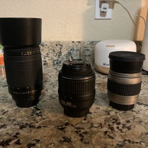 Nikon Set Up - Good Starter Kit for Sale in Gig Harbor, WA
