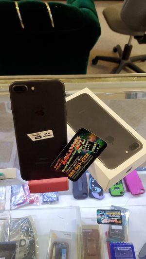 iPhone 7 Plus with all accessories for Sale in Arlington, TX