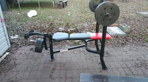 Weight bench for Sale in Fort Smith, AR
