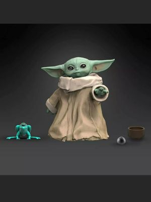 New in the Box Star Wars Black Series Mandalorian The Child Baby Yoda Collectible Action Figure Toy ( Please look at 2nd Picture ) for Sale in Chicago, IL