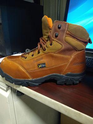 Brand new Steel toe work boots for Sale in Douglasville, GA
